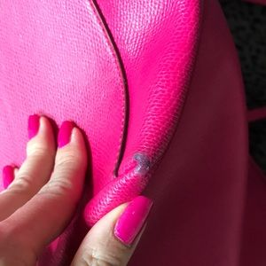 Coach Bags - Pink Coach Tote